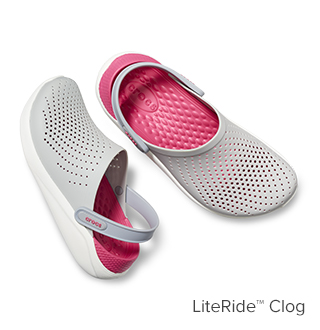 LiteRide™ Clog