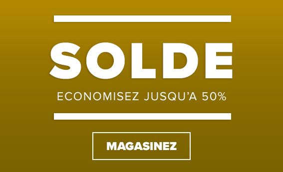 Solde. Economisez Jusqu'a 50%. Magasinez.
