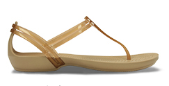 Women's Crocs Isabella T-strap