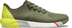 Army Green / White.