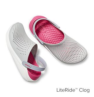 LiteRide™ Clogs