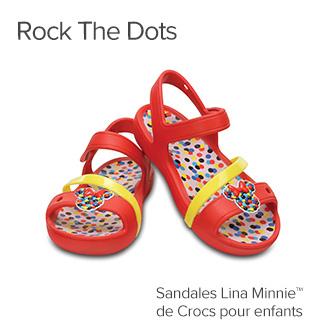 For Your Sunny Side. Kids Crocs Isabella Sandals.