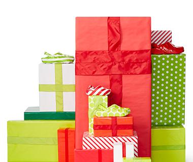Guide du magasinage des cadeaux