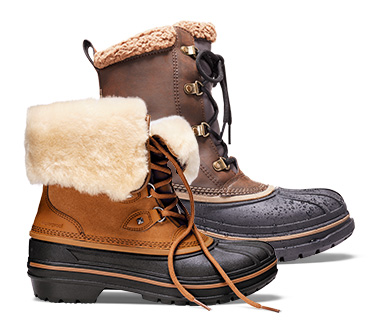 AllCast Boots