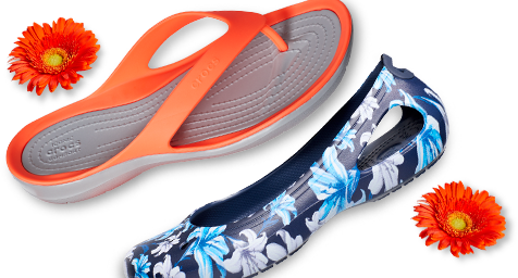 df23ceb02 Women s Swiftwater™ Flip Bright Coral Light Grey   Women s Kadee Graphic  Flat Lily