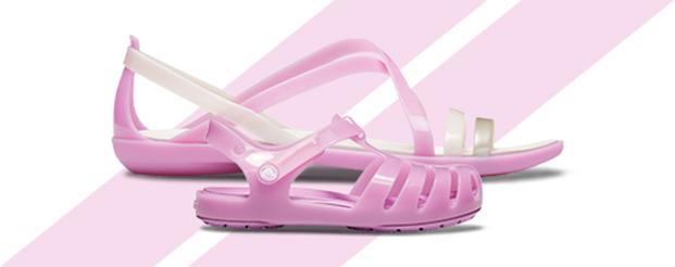 Sandales Isabella à courroies pour femmes et sandales Isabella pour enfants