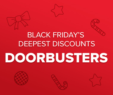Black Fridays Deepest Discount: Doorbusters
