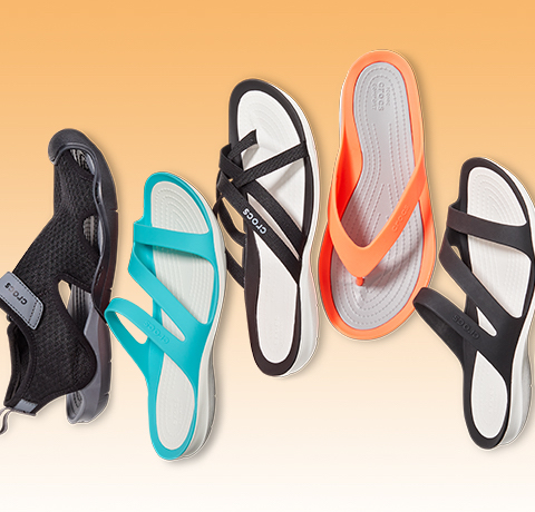 a64b0acbb Life Moves Swiftly. The Swiftwater™ Collection of sandals was