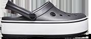 Crocband™ Platform Clog