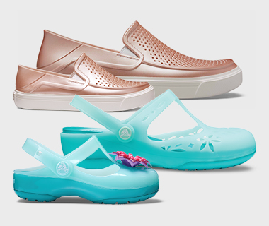 Crocs Semi-Annual Clearance Event Extra 50% off
